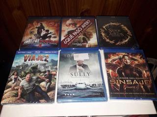 Blu Ray. Lote De 12 Dvd Todos Blu Ray. Algunos Sellado.