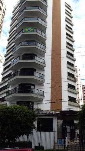 Imagem 1 de 13 de Oportunidade 200m² 4 Dorm, 2 Suítes, 4 Vgs Amplo Apartamento - Ap00471l