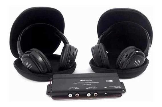 Fones De Ouvido Sem Fio Soundstream Vhp-9002
