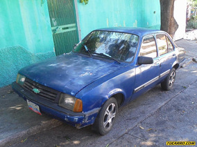 Chevrolet Chevette Sedan - Sincronico