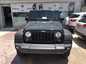 Jeep Wrangler 3.6 Unlimited 284hp At ¡¡ Entrega Inmediata !!