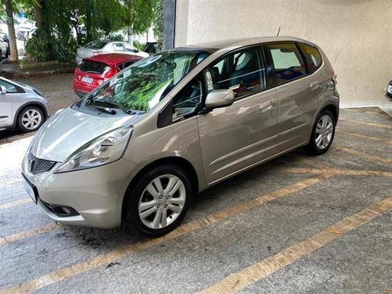 Honda Fit New Exl 1.5 16v (flex) (aut) Flex Automático