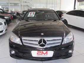 Mercedes C-200 1.8 Cgi Sport 16v Gasolina 4p Automático