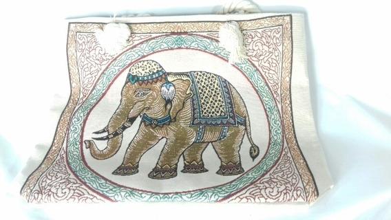 Bolsa Lona Elefante