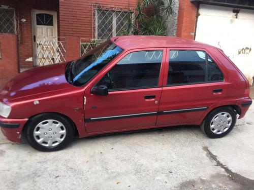 Imagen 1 de 5 de Peugeot 106 1998 1.4 Xr
