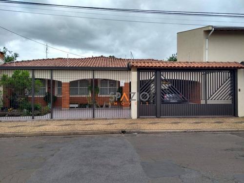 Imagem 1 de 20 de Excelente Casa Com 3 Dormitórios À Venda, 357 M² Por R$ 985.000 - Jardim América - Rio Claro/sp - Ca0228