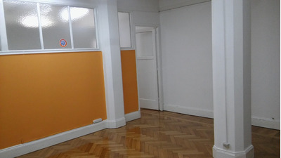 Oficina En Microcentro, 60 M2, 3 Ambientes, Baño, Office