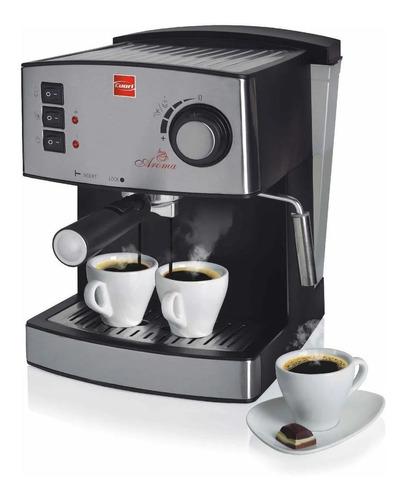 Imagen 1 de 1 de Cafetera Cuori Aroma CUO4090 automática negra expreso 230V