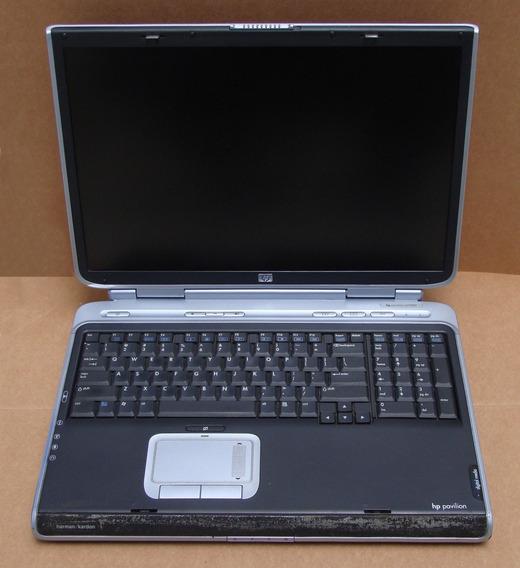 Notebook Hp Pavilion Zd7000 - Defeito - Leia Descrição