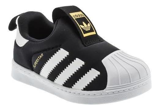 Tenis adidas Superstar 360 Slip On Niño S82711
