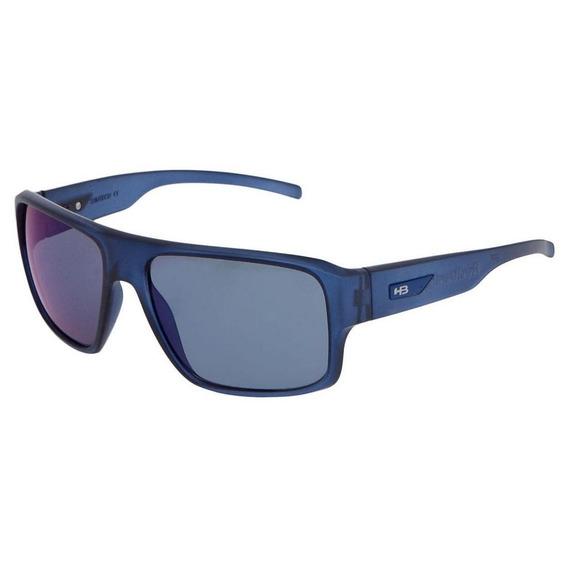 Óculos De Sol Hb Redback Matte Ultramarine   Blue Chrome