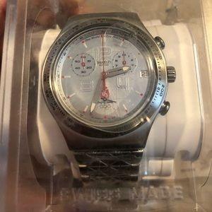 Libre Irony Venezuela Mercado Swatch Reloj Inoxidable Acero Relojes En thQrdCs
