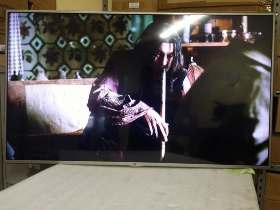 Tv Led LG 55lb5600 Sem Base,seminova