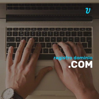 Registro De Dominio .com