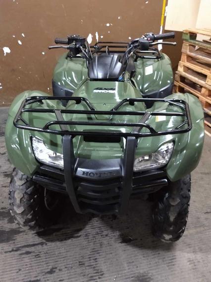 Honda Trx 420 4x4 2011