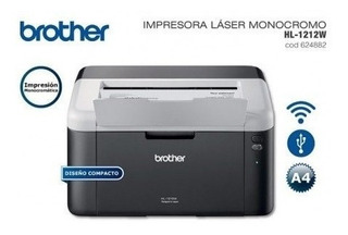 Impresora Laser Brother 1212 Hl1212w Wifi