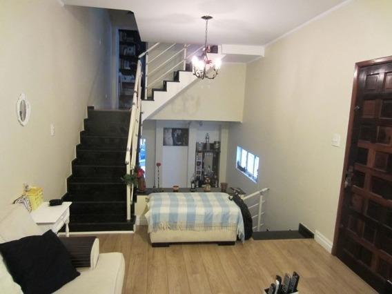 Lindo Sobrado, Reformado E Moderno No Jardim Aeroporto, 3 Dormitórios E 2 Vagas. - 226-im78506