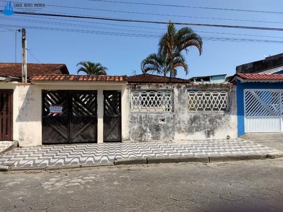 3136-casa Lote Inteiro A 300 Metros Da Praia!