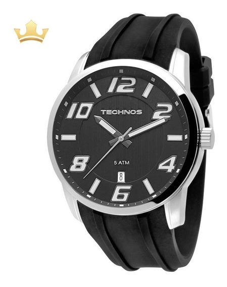 Relógio Technos Masculino 2315zy/8p Com Nf