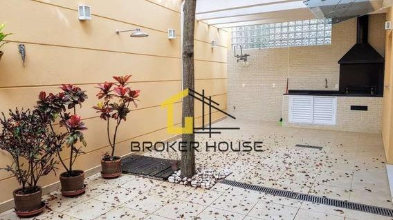 Casa A Venda No Bairro Alto Da Boa Vista Em São Paulo - Sp. - Bh30037-1