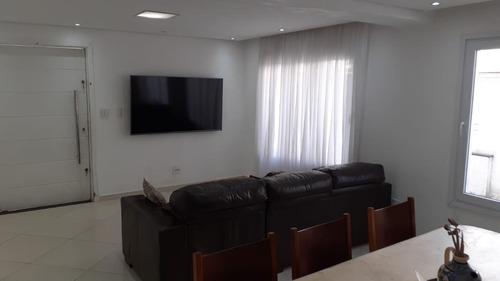 Sobrado Com 4 Dormitórios Para Alugar, 300 M² Por R$ 15450/mês - Ponta Da Praia - Santos/sp - So0682