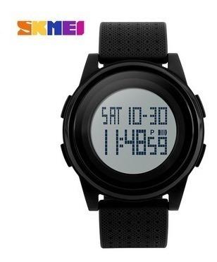 Relógio Masculino Skmei 1206 Preto (pronta Entrega)
