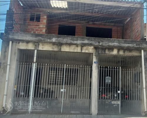 Sobrado Com 2 Dormitórios À Venda 90 M² Por R$ 350.000 - Jardim Ema - Guarulhos/sp - 18892