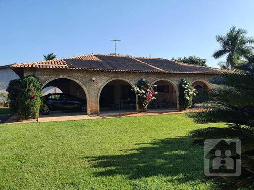 Imagem 1 de 30 de Chácara À Venda, 5000 M² Por R$ 1.350.000,00 - Condomínio Chácaras Villa Verde - Birigüi/sp - Ch0024