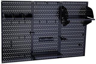 Control De Pared 30wrk400 Bb Pegboard Organizador Metal Kit