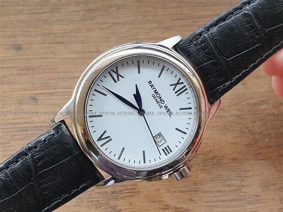 Relógio Raymond Weil Geneve Vidro Safira 5576m