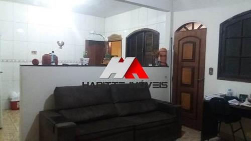 Lote 360m2 Com Casa E Barração - Hi2434