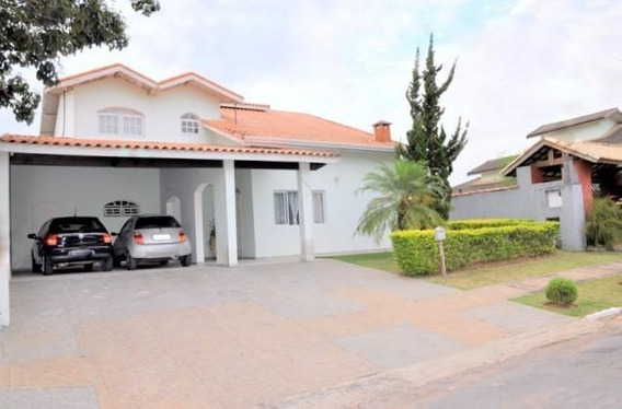 Casa Com 4 Dormitórios 1 Suíte E Americana À Venda, 350 M² Por R$ 810.000 - Haras Bela Vista - Vargem Grande Paulista/sp - Ca2669