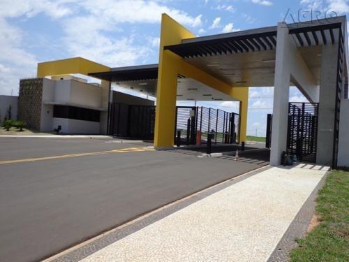 Terreno Residencial À Venda, Vila Aviação, Bauru. - Te0457