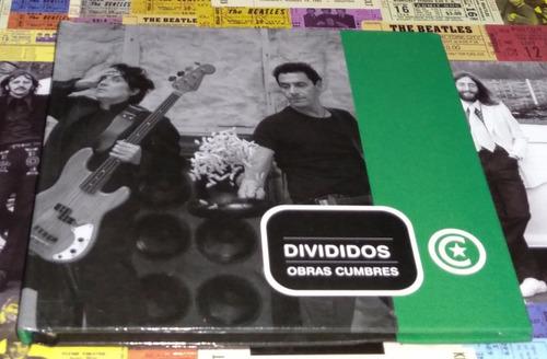 Divididos - Obras Cumbres - Cd P2013 Nuevo!