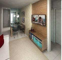 Apartamento À Venda, 52 M² Por R$ 230.000,00 - Jardim Zulmira - Sorocaba/sp - Ap1842