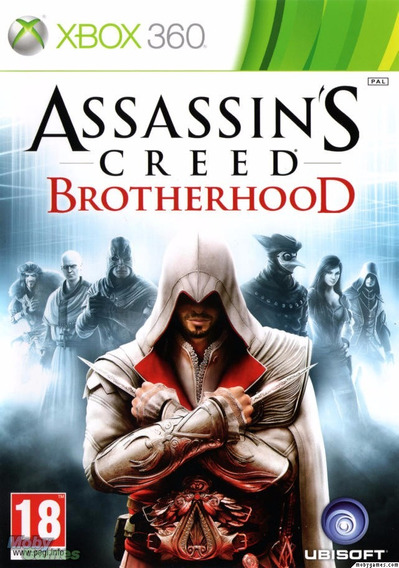 Assassins Creed Brotherhood Xbox 360 | Mídia Física