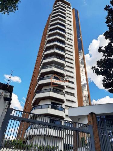 Imagem 1 de 23 de Oportunidade Vila Carrão Apartamento 1 Por Andar Com 3 Dormitórios Sendo 3 Suítes E 3 Vagas À Venda, 213m² Por R$ 745.000 - Vila Carrão - São Paulo/sp - Ap0153