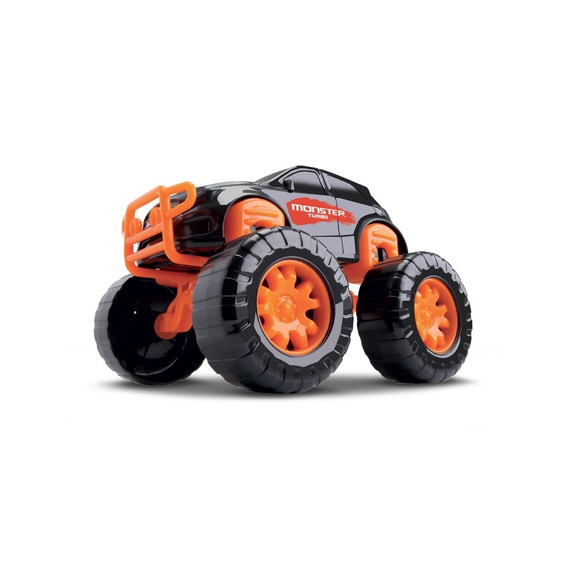 Carro Roda Livre Samba Toys Turbo Monster 018