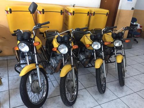 Honda Cg 125 Cargo Em Ótimo Estado
