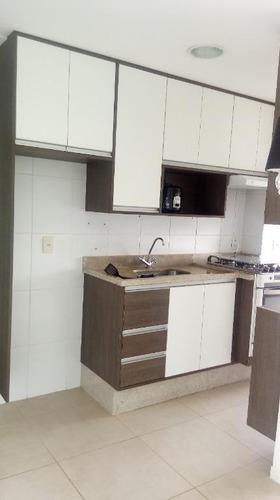 Imagem 1 de 21 de Maravilhoso Apartamento Mobiliado Com  Sacada , Aconchegantes 02 Dormitorios - Ap2853