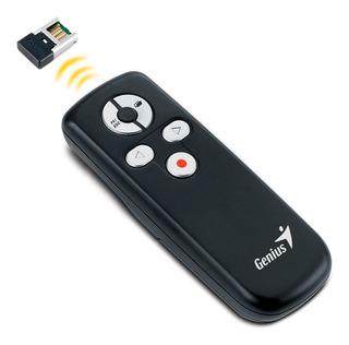 Puntero Presentador Laser Genius Media Pointer 100 2.4 Ghz