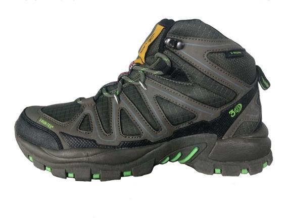 Zapatillas I-run Botas Trekking