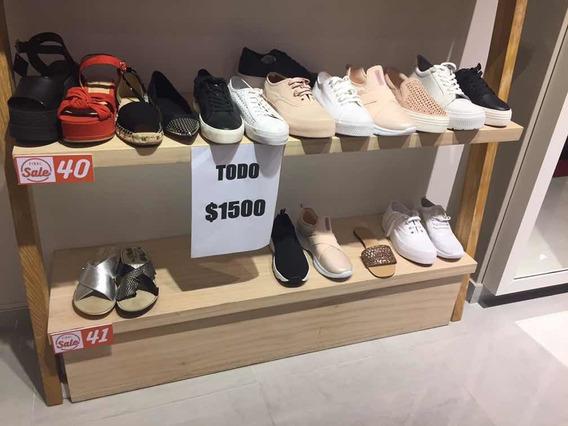 Gran Liquidación De Zapatos, Sandalias, Zapatillas Grimoldi