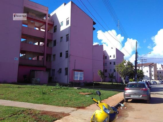 Apartamento A Venda No Bairro Vila Santo Antônio Em - 477-1