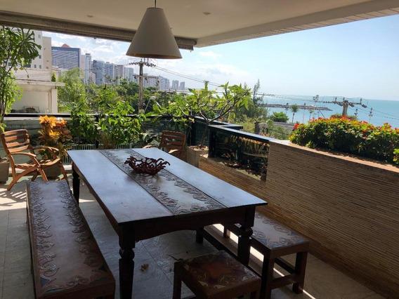 Apartamento Com 4 Suítes, No Meireles - Ap2982