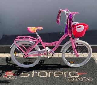 Bicicleta Tomaselli City Para Niños Rodado 20