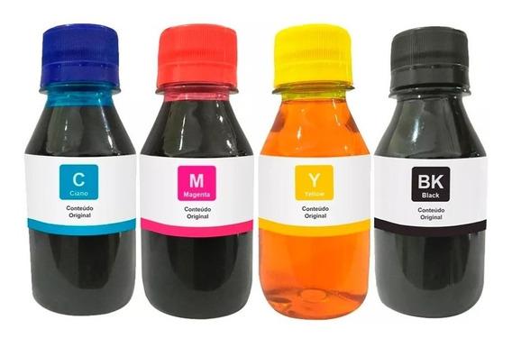 Tinta Recarga Impressoras Epson Hp Canon - Menor Preço