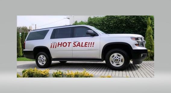 Chevrolet Suburban Hd 4x4 De Bello Armor Nivel V Plus