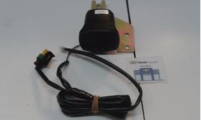 Buzina Sirene Alarme Anti Furto Celta 02/ Orig Gm 93396161