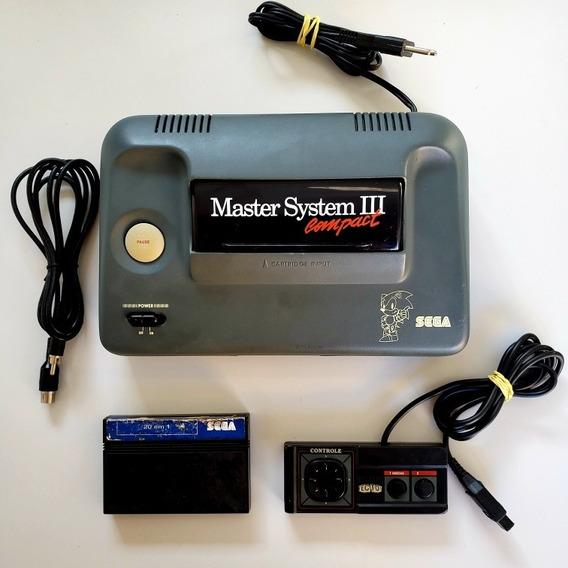 Master System 3 Compact Original